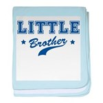 Little Brother - Team baby blanket