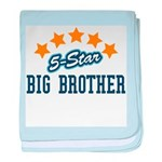 5-Star Big Brother baby blanket