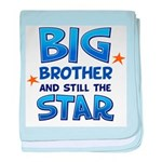 Big Brother - Star baby blanket