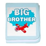 Big Brother - Airplane baby blanket