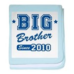 Big Brother Team 2010 baby blanket