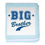 Big Brother - Team baby blanket