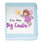 Big Cousin - Fairy baby blanket