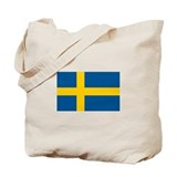 Swedish Pride Tote Bag