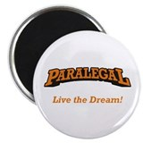 Paralegal / Dream 2.25&quot; Magnet (10 pack)