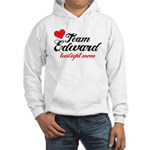 Edward TwiMom Hooded Sweatshirt