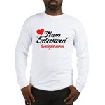 Edward TwiMom Long Sleeve T-Shirt