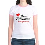 Edward TwiMom Jr. Ringer T-Shirt
