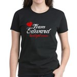 Edward TwiMom Women's Dark T-Shirt