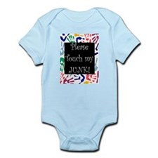 Patdown Infant Bodysuit