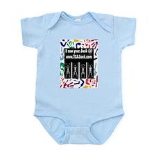 Patdown Infant Bodysuit