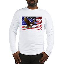 Warrior Eagle Long Sleeve T-Shirt