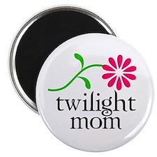 Twilight Flower Mom Magnet