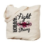 Fight Strong Myeloma Warrior Tote Bag