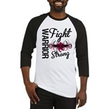 Fight Strong Myeloma Warrior Baseball Jersey