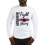 Fight Strong Myeloma Warrior Long Sleeve T-Shirt