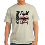Fight Strong Myeloma Warrior Light T-Shirt