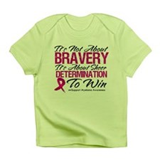 Multiple Myeloma Bravery Infant T-Shirt