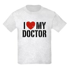 I Love My Doctor T-Shirt
