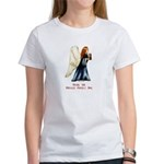 Christmas Angel Women's T-Shirt