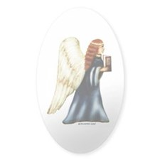 Christmas Angel Decal