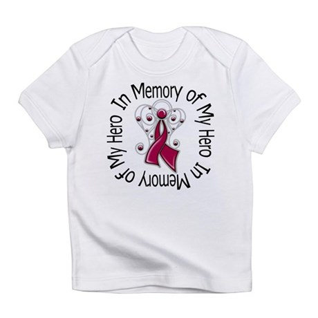Myeloma In Memory Hero Infant T-Shirt