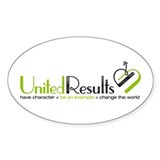 United Results Decal