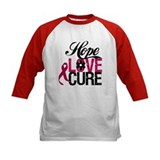 Hope Love Cure Myeloma Tee