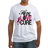 Hope Love Cure Myeloma Shirt