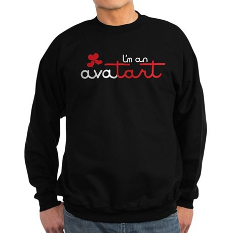 I'm an avatart Sweatshirt (dark)