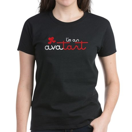 I'm an avatart Women's Dark T-Shirt