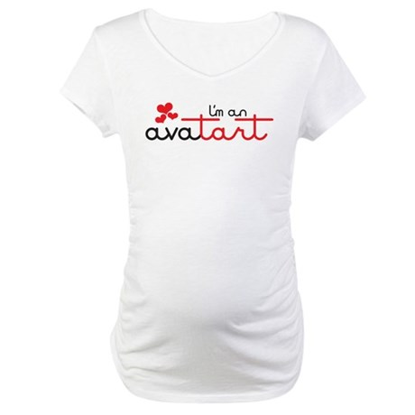 I'm an avatart Maternity T-Shirt
