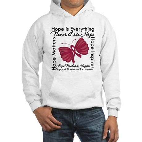 Hope is Everything Myeloma Hooded Sweatshirt