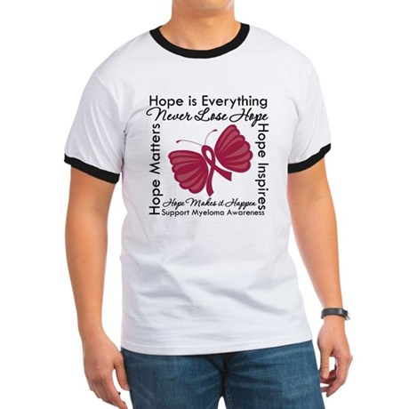 Hope is Everything Myeloma Ringer T
