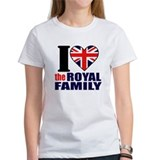 British Royal Family Tee