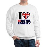 British Royal Family Sweatshirt