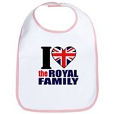 Royal Family Bib