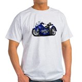 Goldwing Dark Blue Trike T-Shirt