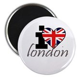 I Love London Magnet