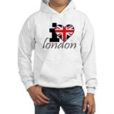 I Love London Jumper Hoody