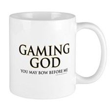 Gaming God Small Mugs