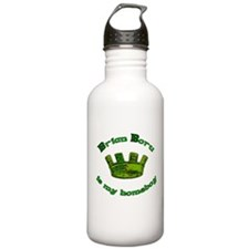 Brian Boru is My Homeboy Water Bottle