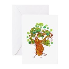 Peaceful Tree Greeting Cards (Pk of 10)