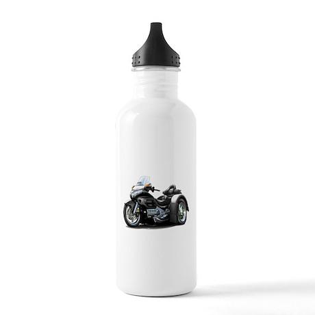 Goldwing Black Trike Stainless Water Bottle 1.0L