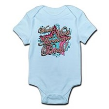 Worlds Most Awesome Boss Infant Bodysuit
