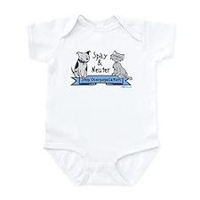 Stop Overpopulation Infant Creeper