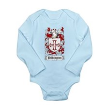 Pilkington Long Sleeve Infant Bodysuit