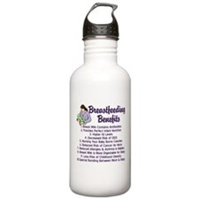 Breastfeeding Benefits Water Bottle