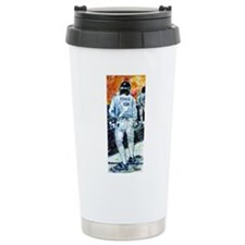 """Fencer USA"" Ceramic Travel Mug"