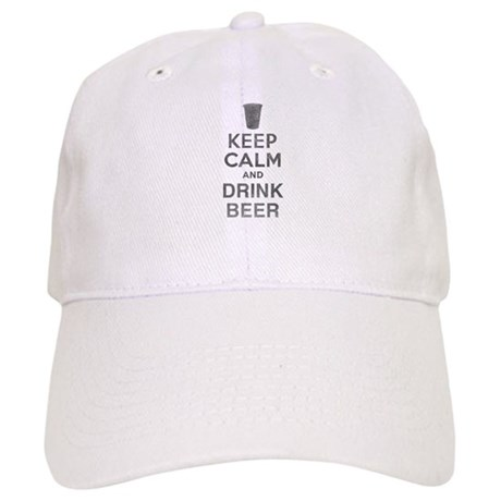 Keep Calm and Drink Beer Cap